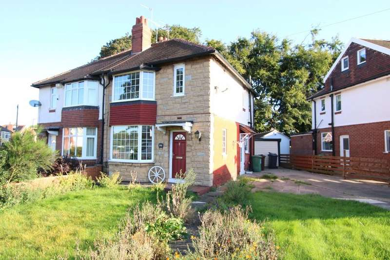 3 Bedrooms Semi Detached House for sale in Savile Road, Methley