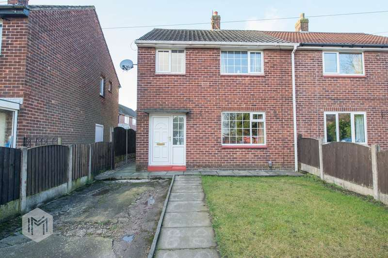 3 Bedrooms Semi Detached House for sale in St Marys Road, Aspull, Wigan, WN2
