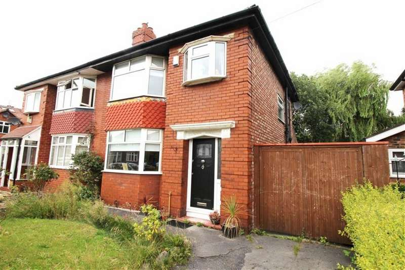 3 Bedrooms Semi Detached House for sale in Whitebrook Road, Fallowfield, Manchester