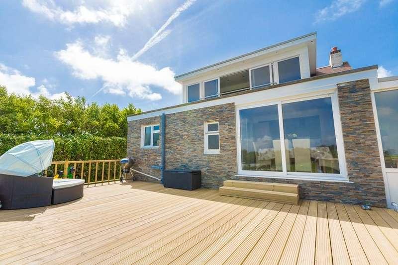 3 Bedrooms Detached House for sale in Rue du Crolier, Torteval, Guernsey