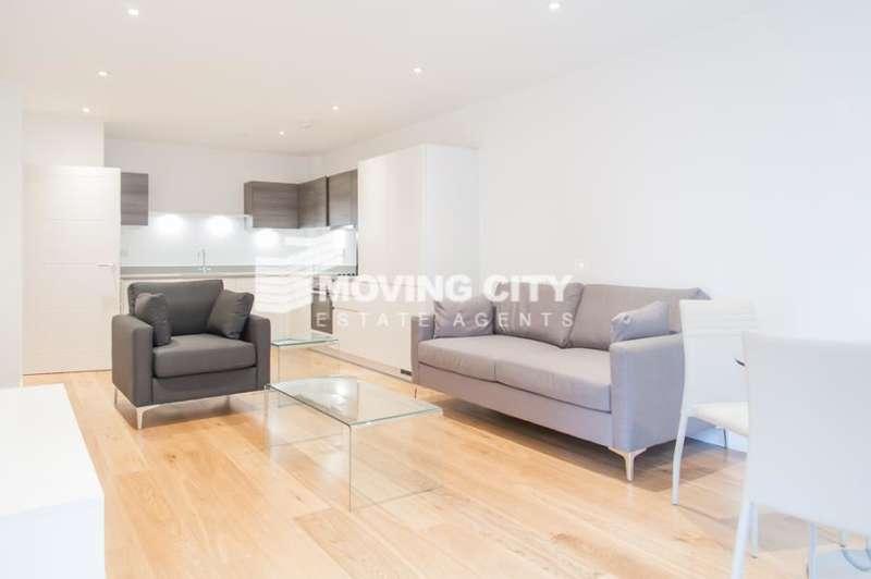1 Bedroom Flat for sale in Levett House, St. Bernards Gate, Hanwell, UB2