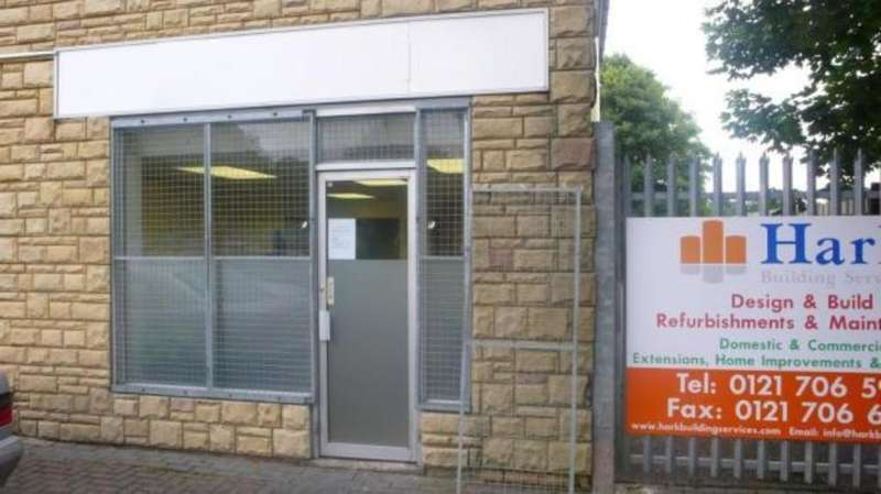 Office Commercial for rent in Gospel Lane, Birmingham