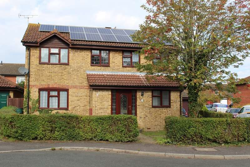 4 Bedrooms Detached House for rent in DUCKWORTH CLOSE