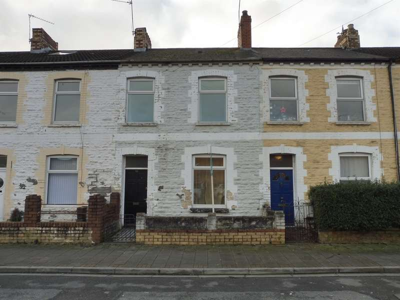 3 Bedrooms Terraced House for sale in Marion Street, Cardiff