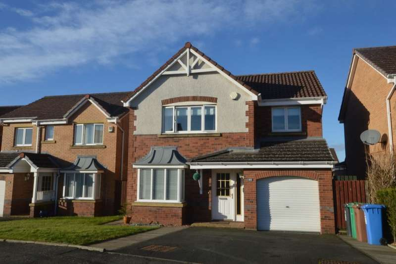 4 Bedrooms Detached House for sale in Priorwood Drive, Dunfermline, KY11