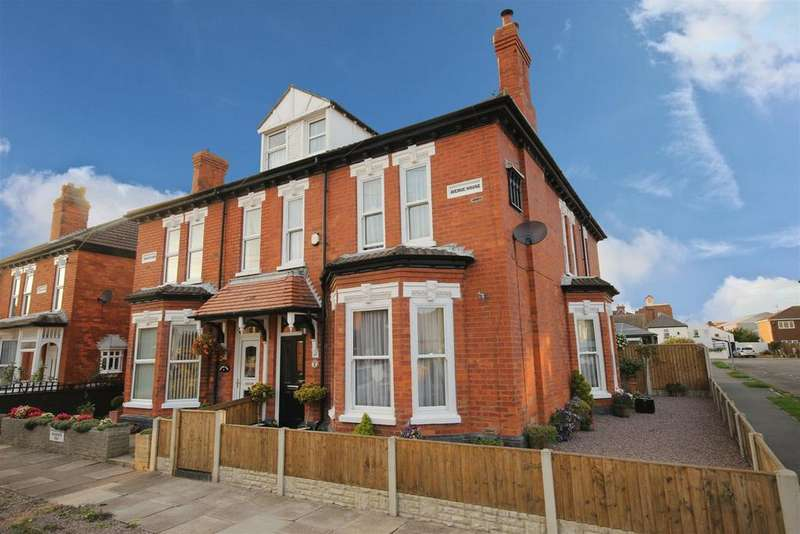 6 Bedrooms Semi Detached House for sale in Park Avenue, Mablethorpe
