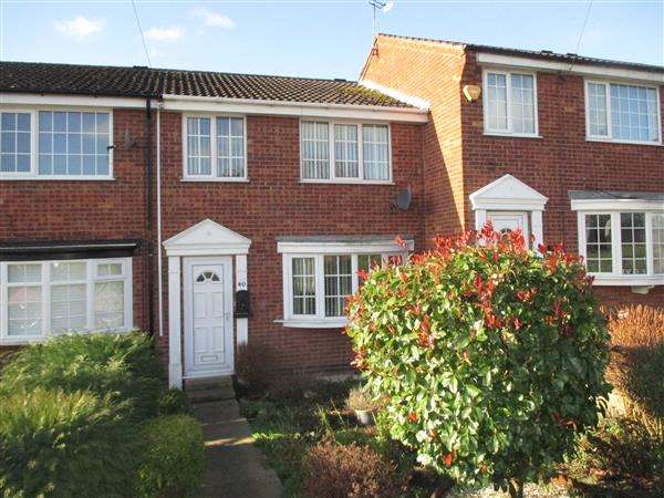 3 Bedrooms Town House for rent in Oak Drive, Eastwood, Nottingham