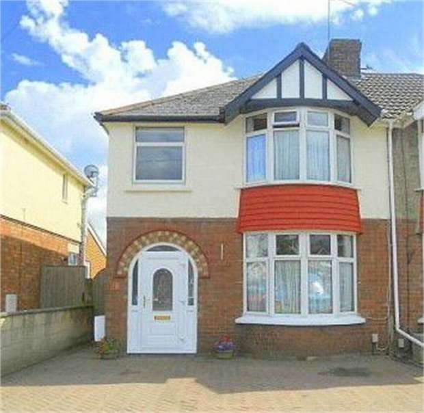3 Bedrooms Semi Detached House for sale in Richmond Road, Swindon, Wiltshire
