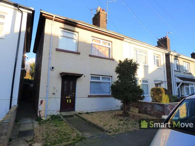 3 Bedrooms Semi Detached House for sale in Belham Road, Peterborough, Cambridgeshire. PE1 3HS