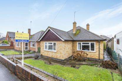 2 Bedrooms Bungalow for sale in Crowhurst Drive, Braunstone Town, Leicester, Leicestershire