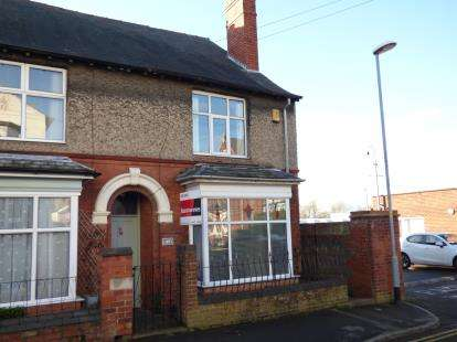 2 Bedrooms End Of Terrace House for sale in Weir Street, Lincoln, Lincolnshire