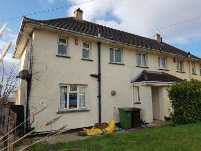 3 Bedrooms Semi Detached House for sale in Barne Barton, Plymouth, Devon