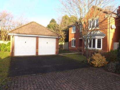 4 Bedrooms Detached House for sale in Pear Tree Way, Wychbold, Droitwich, Worcestershire