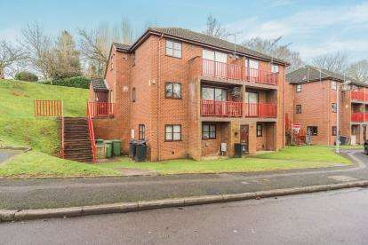 2 Bedrooms Flat for sale in St Andrews Green, Kidderminster