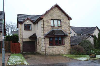 3 Bedrooms Detached House for sale in Tinto Drive, Balloch