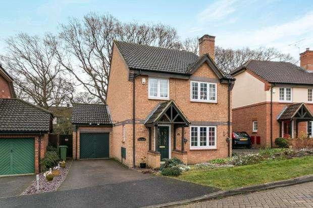 4 Bedrooms Detached House for sale in Tadley, Hampshire, England