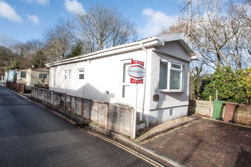 1 Bedroom Detached Bungalow for sale in Glenholt, Plymouth