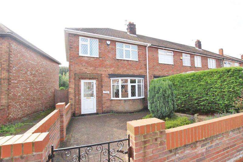 3 Bedrooms End Of Terrace House for sale in FELSTEAD ROAD, GRIMSBY