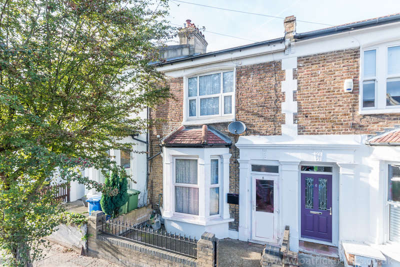 3 Bedrooms Terraced House for sale in Brabourn Grove, Peckham