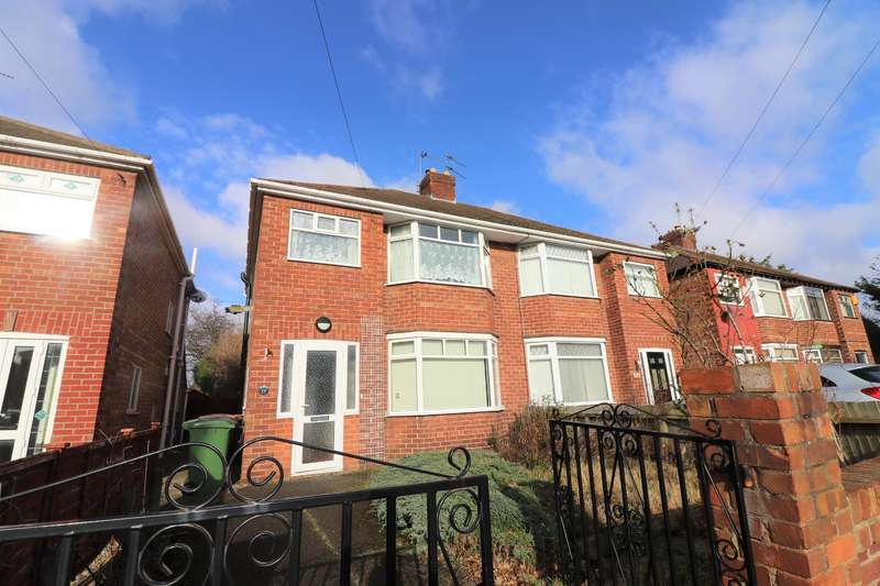 3 Bedrooms Semi Detached House for sale in Cobham Road, Wirral, CH46 0QZ