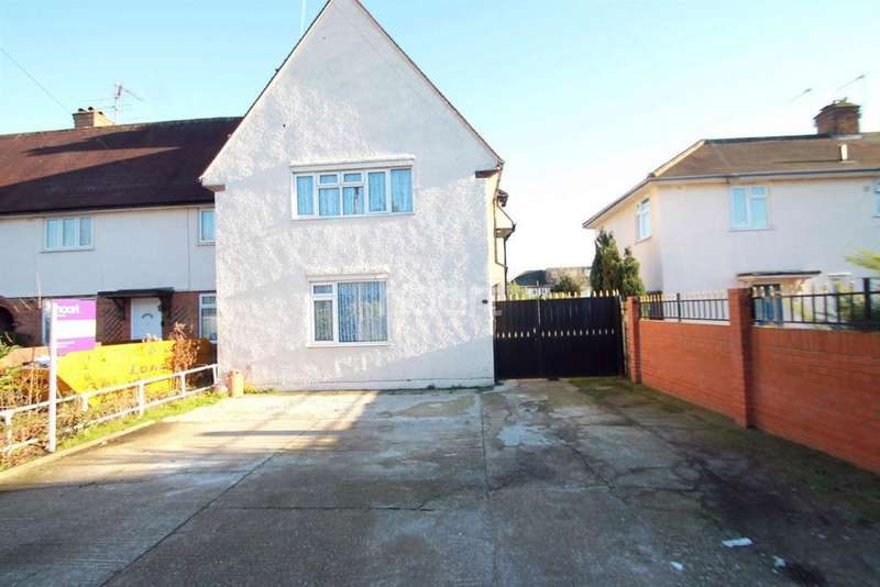 3 Bedrooms End Of Terrace House for sale in Hayes Town