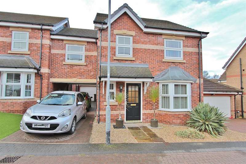 4 Bedrooms Detached House for sale in Roundacre, Barnsley, S75 1EZ