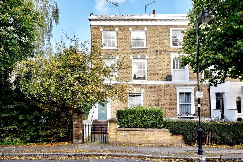 3 Bedrooms Maisonette Flat for sale in Elizabeth Avenue, Islington, London, N1
