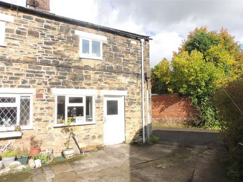 2 Bedrooms Terraced House for sale in Bredbury Green, Romiley, Stockport