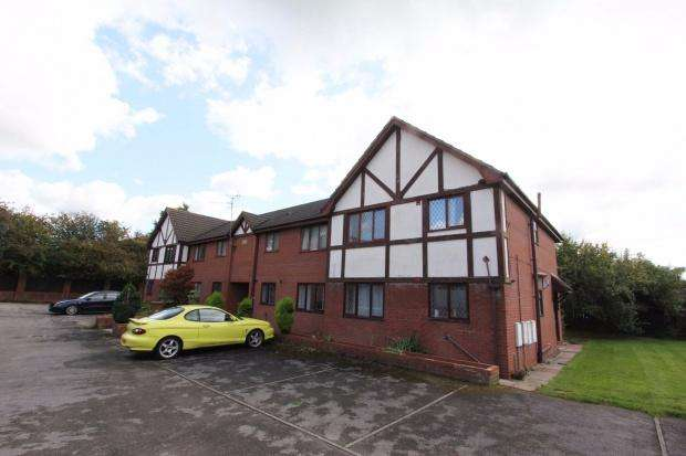 1 Bedroom Flat for sale in The Orchards High Street, Saltney, Chester, CH4