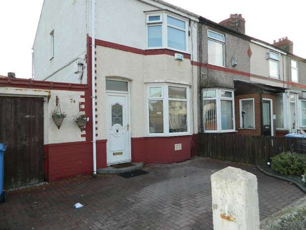 2 Bedrooms Terraced House for sale in Pirrie Road, Liverpool, L9