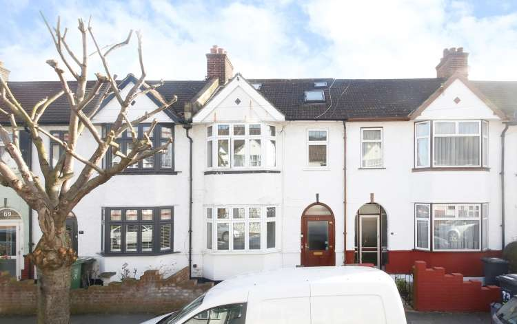 4 Bedrooms Terraced House for sale in Barriedale London SE14