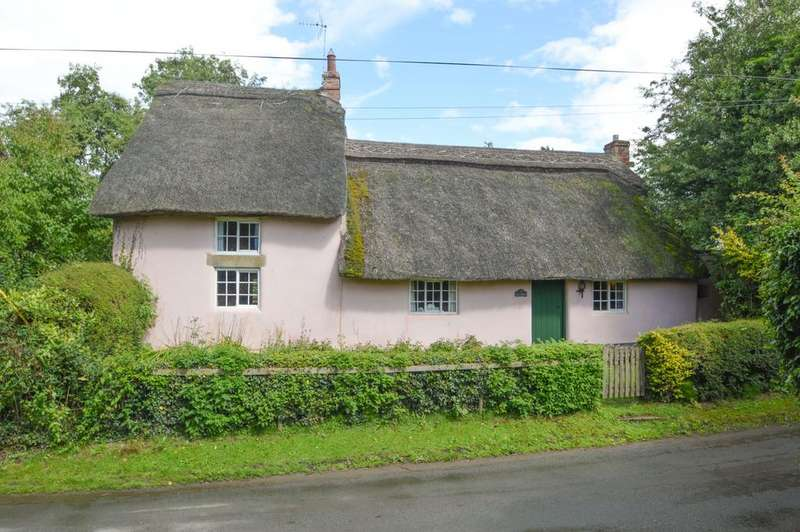 3 Bedrooms Cottage House for sale in Mill Street, Harome, York YO62