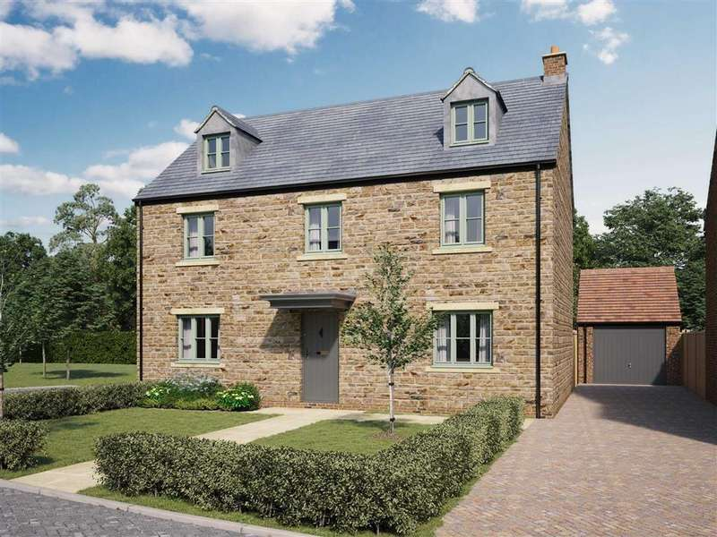 4 Bedrooms Detached House for sale in Noral Way, Banbury