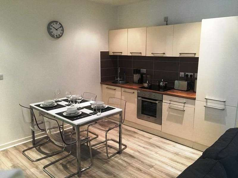 2 Bedrooms Apartment Flat for rent in Solly Place, 7 Solly Street, Sheffield