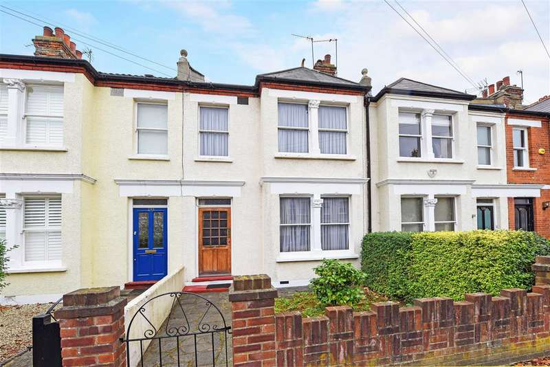 3 Bedrooms Terraced House for sale in Faraday Road, Wimbledon