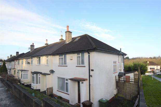 3 Bedrooms End Of Terrace House for sale in Melrose Avenue, Plymouth, Devon