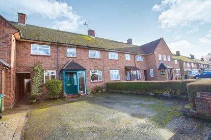 3 Bedrooms Terraced House for sale in Chesham Way, Watford, Hertfordshire, .