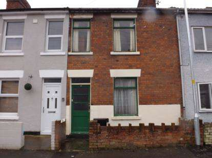 3 Bedrooms Terraced House for sale in William Street, Town Centre, Swindon, Wiltshire