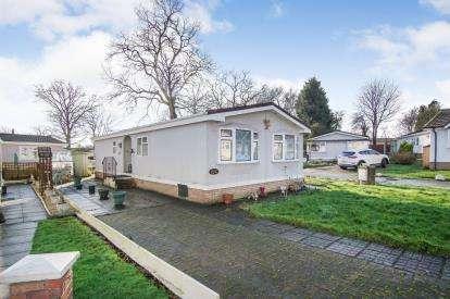 2 Bedrooms Mobile Home for sale in Greenacres Park, Ram Hill, Coalpit Heath, Bristol