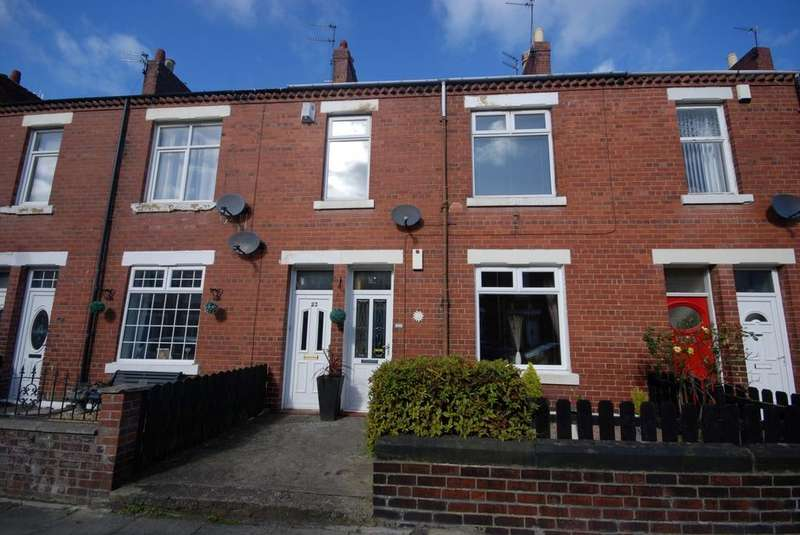 2 Bedrooms Flat for sale in Wellington Street, Hebburn