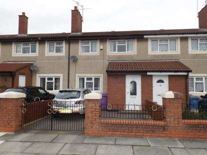 3 Bedrooms Terraced House for sale in Queens Road, Everton, Liverpool, Merseyside, L6