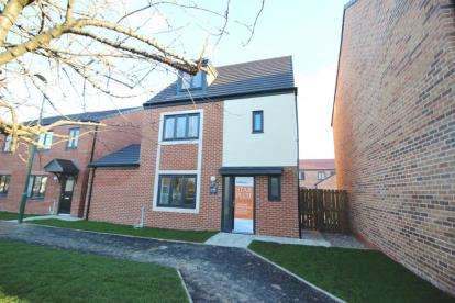 4 Bedrooms Detached House for sale in Mill Lane, Hebburn, Tyne and Wear, NE31