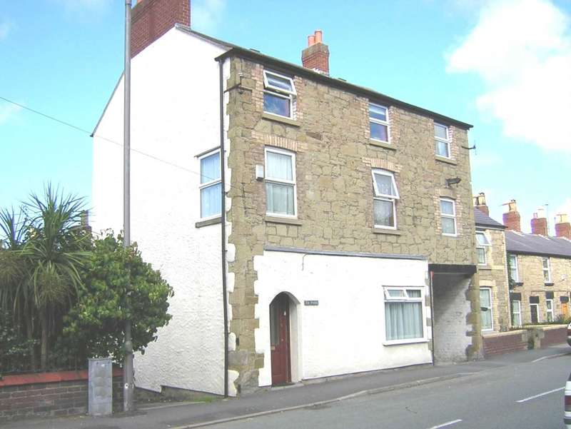 6 Bedrooms Detached House for rent in Main Road, Ffynnongroyw, Holywell, Flintshire, CH8 9SW.