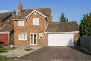 4 Bedrooms Detached House for sale in Godfrey Evans Close, Tonbridge, Kent