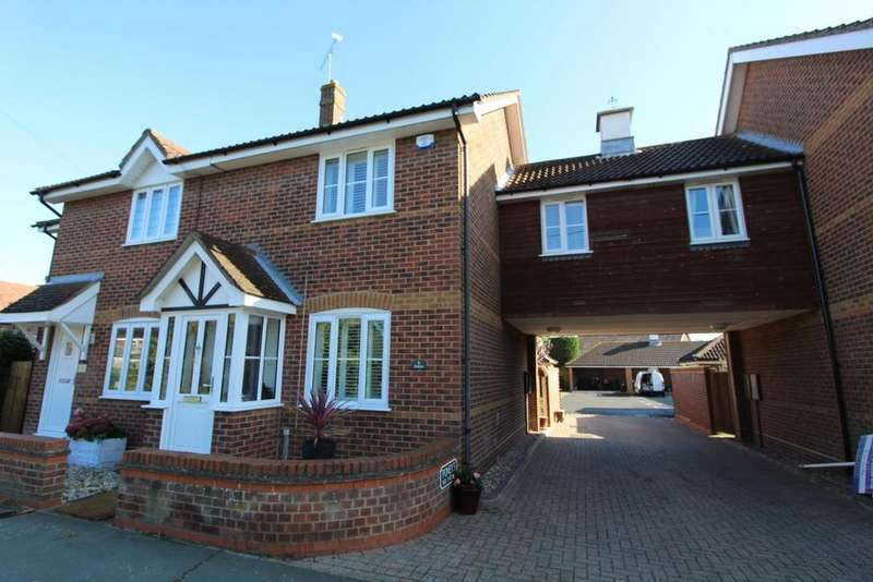 3 Bedrooms Semi Detached House for sale in The Street, Wickham Bishops, Witham, Essex, CM8