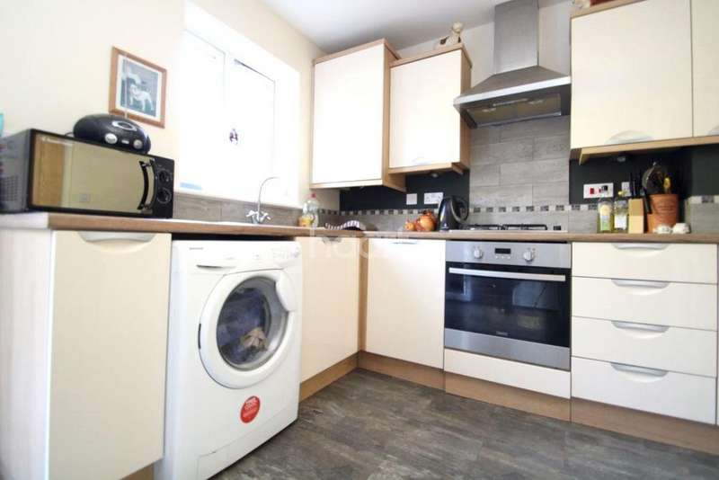 2 Bedrooms End Of Terrace House for sale in Moorhen Close, Market Rasen