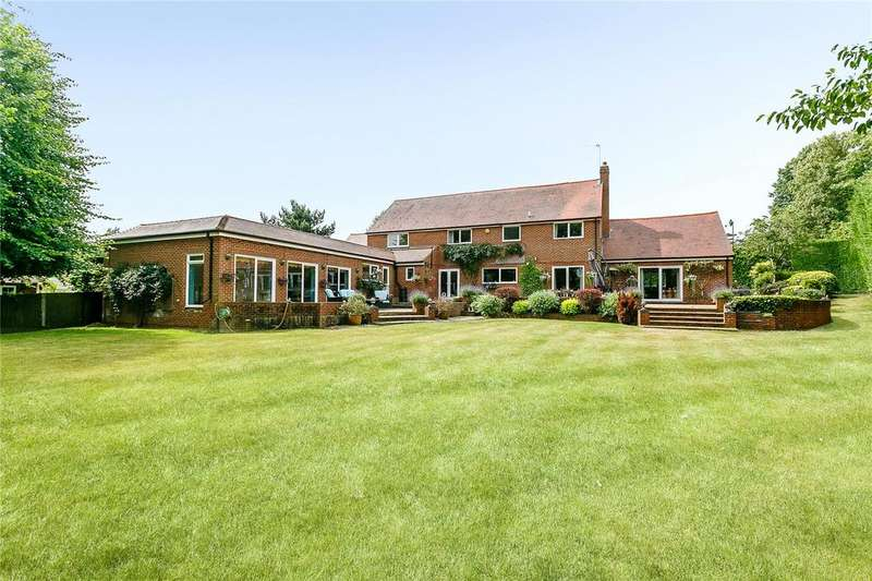 5 Bedrooms Detached House for sale in Windsor Road, Maidenhead, Berkshire, SL6
