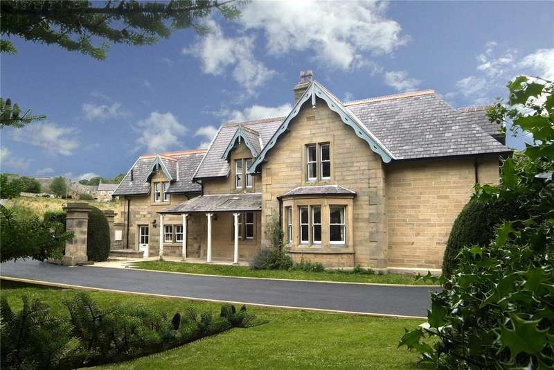 5 Bedrooms Unique Property for sale in Haydon Bridge, Hexham, Northumberland, NE47