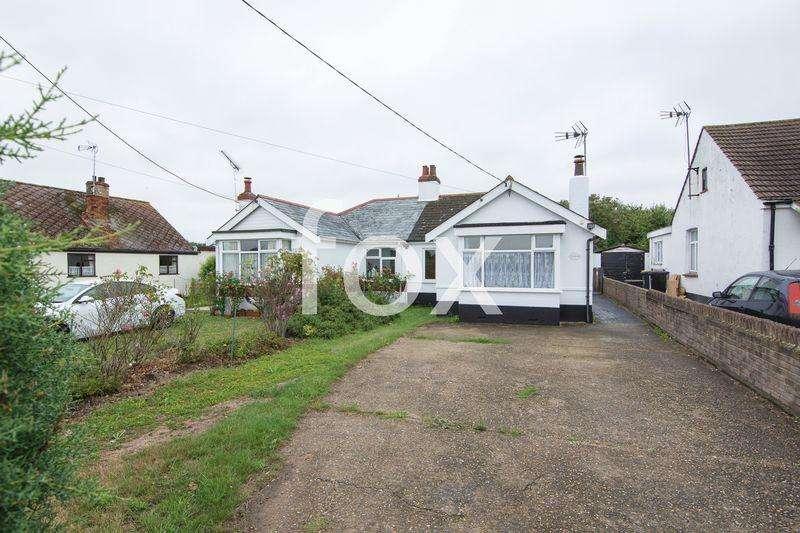 3 Bedrooms Semi Detached Bungalow for sale in Fambridge Road, Rochford