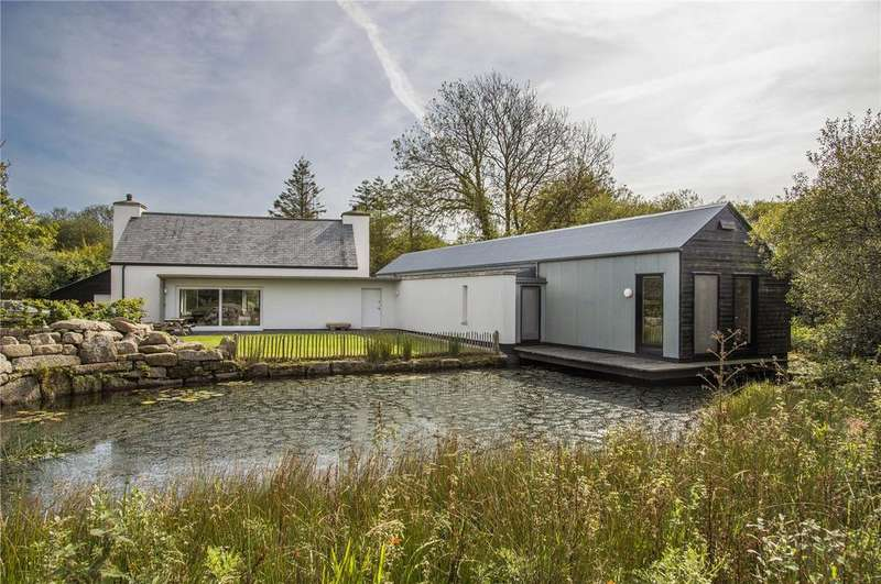 4 Bedrooms Detached House for sale in Redmoor, Lostwithiel, Mid Cornwall, PL30